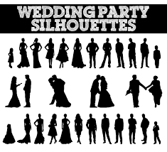free silhouette images wedding silhouette clip art for free u2013 101 clip art