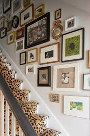 Home Interior Frames Stair Gorgeous Home Interior Design With Straight Stair Combine