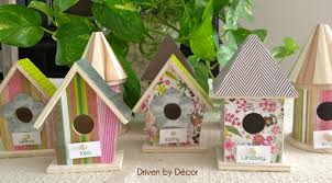 Easter Table Decorations by Easter Table Decorations Diy Birdhouse Place Cards Driven By Decor