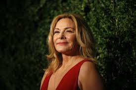 kim cattrall 60th birthday star trek the ghost writer and her