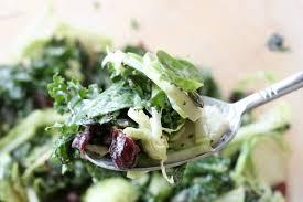 kale salad for thanksgiving sweet kale vegetable salad