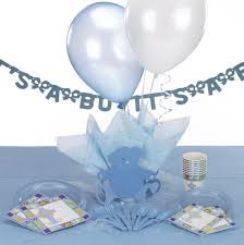 baptism table centerpieces baby balloon holder baptism christening centerpiece set to