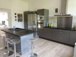cuisine meubles gris quelle couleur pour ma cuisine 11 indogate decoration cuisine