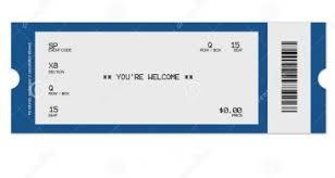 raffle ticket word brochure templates event ticket template