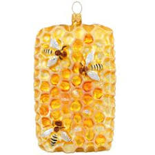 strongwater beehive ornament 230 found on polyvore