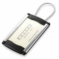dalvey address tag with steel details da416 fendess