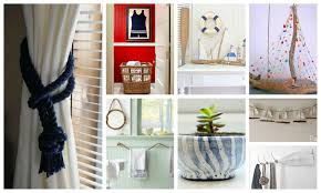 stunning diy nautical home decorations that will make a splash