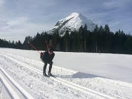 cross country skiing in the summer comfortskates rollerski