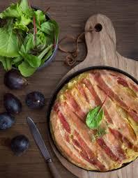 t駘駑atin recettes de cuisine tatin de raclette pour 6 personnes recettes à table