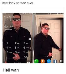 Def Meme - best lock screen ever telstra helensvale abc def 5 6 jkl ghi mno 7