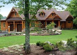 Sloping Lot Ranch Northwest Corner Lot House Plans Amp Mountain