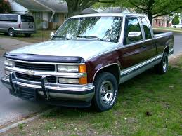 1994 chevrolet c k 1500 series information and photos zombiedrive