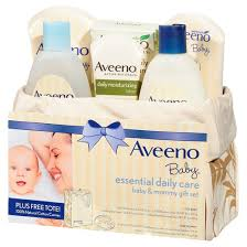 baby essentials aveeno baby essentials daily care gift set target