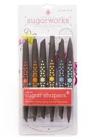 amazon com innovative sugarworks sugar shapers fondant cake