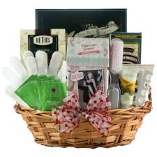 s day basket alluring spa gift basket foot ideas baskets srcncmachining