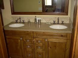 Bathroom Backsplashes Ideas by Top Bathroom Vanity Backsplash Ideas On Vanity Long Lighting In