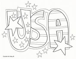 Color Map Of The United States by Coloring Pages Usa Map