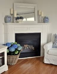 3 Stylish Mantel Displays Sainsbury 32 Best Mantel Decor Ideas Images On Pinterest Fireplace Mantle