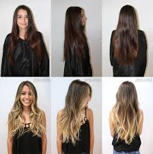 Cut Before Dye Hair | love the placement of her highlights and her cut hair