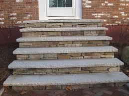 stone stair treads bluestone limestone granite massachusetts