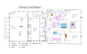 Elevator Symbol Floor Plan Accessibility Information And Services Tcu Mary Couts Burnett