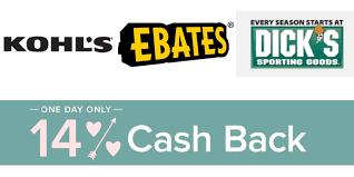 target black friday ebates ebates 14 cash back deals kohl u0027s sears and more today