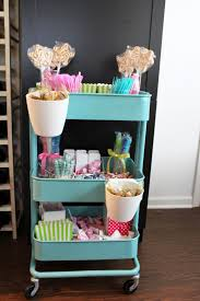 Raskog Cart Spring Wedding Candy Cart Oriental Trading Got Joy Creations
