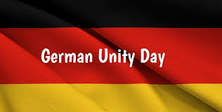german unity day in 2018 2019 when where why how is celebrated