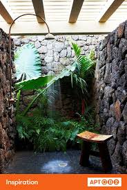 Garden Bathroom Ideas by Love The Bench And Surrounding Banana Plants Beautiful Unique