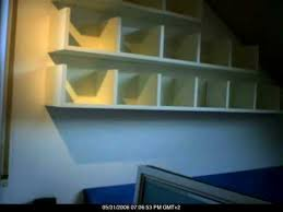 Wall Mounted Dvd Shelves by Time Lapse Ikea Dvd Shelf Mounting Youtube
