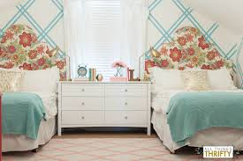 Tween Bedrooms Girls Tween Room Ideas Gold Turquoise And Pink All Things Thrifty