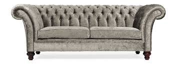Chesterfield Sofa Bed Uk by Portabello Interiors Milano 3 Seater Chesterfield Sofa Wayfair Co Uk