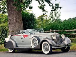 rolls royce vintage 1930 rolls royce phantom ii dual cowl sports phaeton by