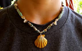 hemp necklace pendants images Nohea ili kea 39 s sunrise shell jewelry two north shore beaches jpg