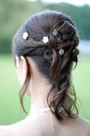 Hochsteckfrisurenen F Mittellange Haar Hochzeit by Brautfrisuren Für Mittellanges Haar Hochzeit Com