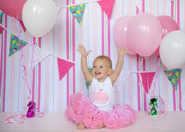 baby girl 1st birthday ideas 1st birthday party decoration for baby girl image inspiration of