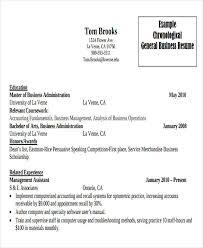 Business Graduate Resume 27 Business Resume Templates Download Free U0026 Premium Templates
