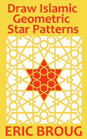 Home Office Design Books Books Eric Broug Authoreducatorartist Draw Islamic Geometric Star