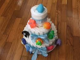 Diaper Cake Bathtub Under The Sea U2013 Diaper Cake Diaper Cakes Blog
