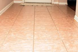 how to clean ceramic tile floors with vinegar hunker