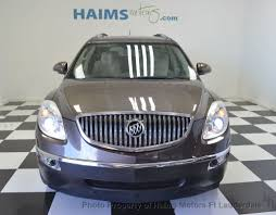 2010 used buick enclave cxl at haims motors serving fort