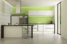 3d little green kitchen cgtrader