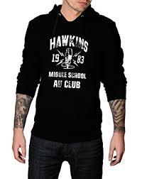 Seeking Av Club Decrum Things Hoodie Hawkins Middle School Av Club