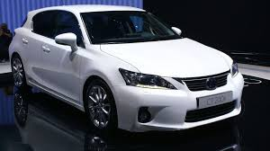 lexus ct200h bhp lexus ct 200h confirmed for u s debut in new york