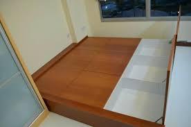 high platform bed frame full platform bed frame full xl bedroom