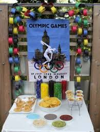 Olympic Games Decorations Olympic Rings Decoration Olympics Olympic Idea And Unit Studies