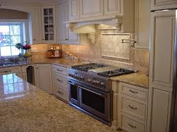 venitian gold granite with back splash striking features of