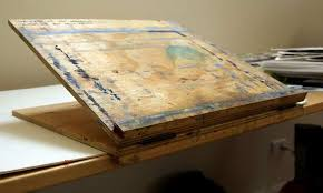 how to make a simple table top easel simple desktop easel for watercolor painting