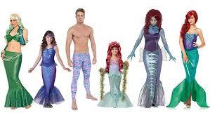 Womens Mermaid Halloween Costume 10 Mermaid Halloween Costumes 2017