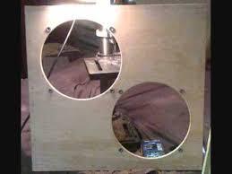 2 12 guitar cabinet 2 x 12 diy guitar speaker cab cabinet birch cab tonker youtube